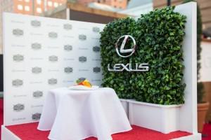Lexus na festivalu v Los Angeles